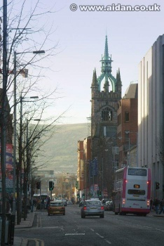 howard street belfast